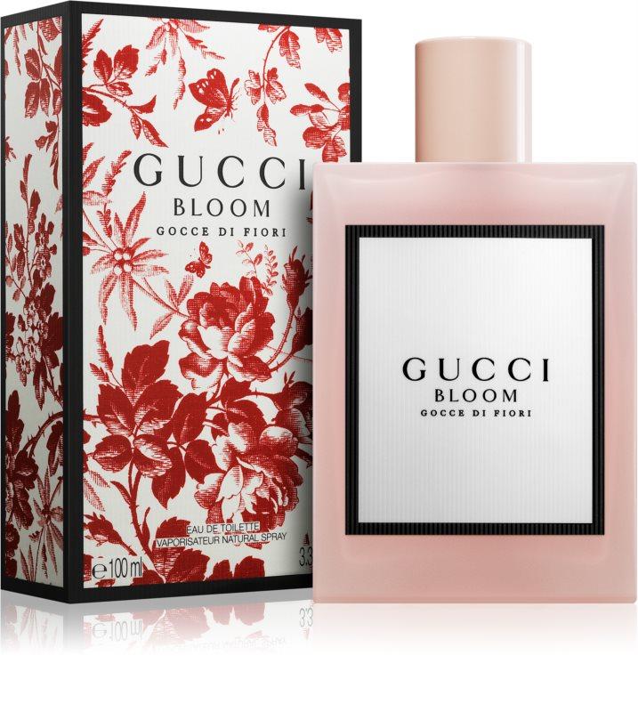 e632784fbb Gucci Bloom Gocce di Fiori, Eau de Toilette for Women 100 ml ...