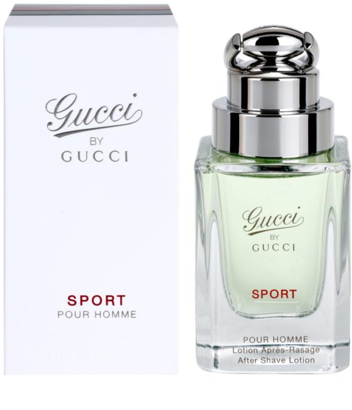 Gucci Gucci by Gucci Sport Pour Homme loción after shave para hombre cfae57891e0