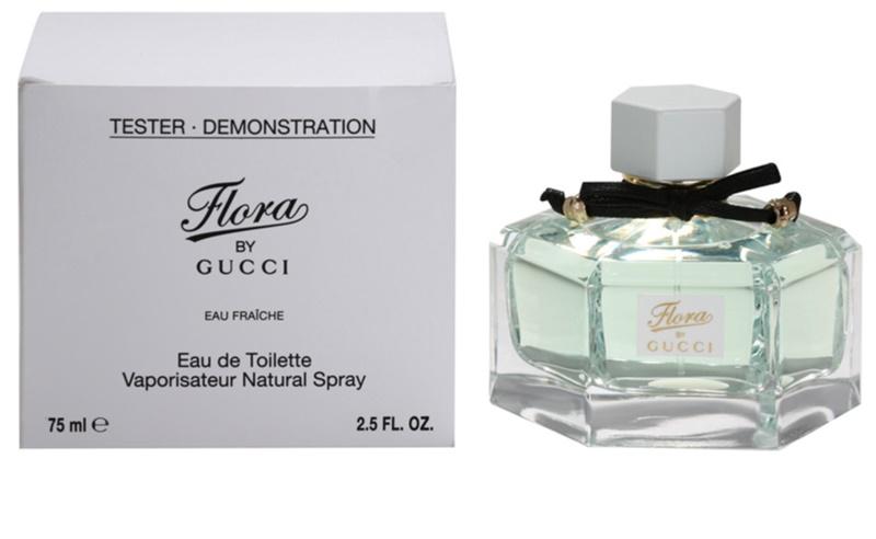 ... Gucci Flora by Gucci Eau Fraiche II туалетна вода тестер для жінок 3 8d181ff1e0859