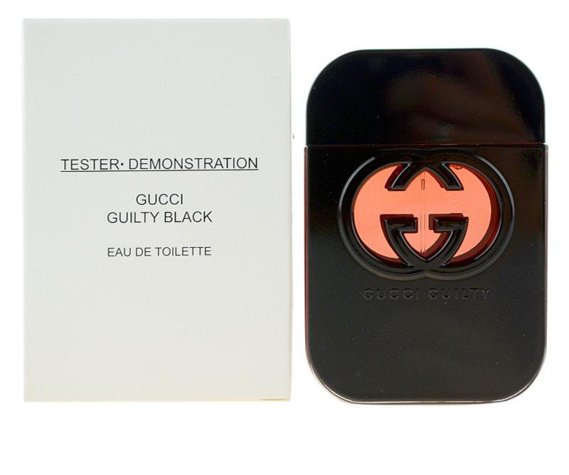 ... Gucci Guilty Black туалетна вода тестер для жінок 2 a459f15a379e8