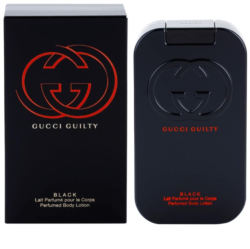 0a13225dda6 Gucci Guilty Black, Bodylotion voor Vrouwen 200 ml | notino.nl