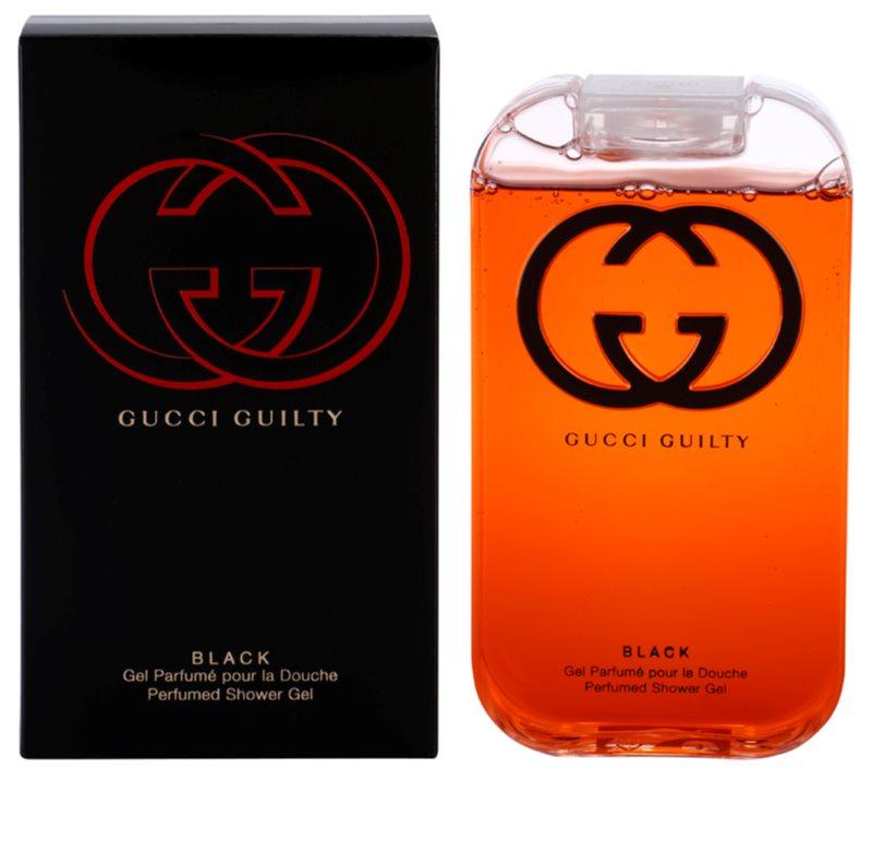1069613625a Gucci Guilty Black, Douchegel voor Vrouwen 200 ml | notino.nl
