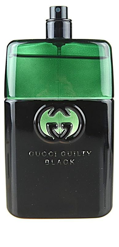 eedd896d6 Gucci Guilty Black Pour Homme, toaletná voda tester pre mužov 90 ml ...