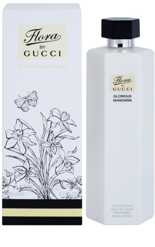 Gucci Flora by Gucci – Glorious Mandarin Body Lotion for Women 3114aa853cedd
