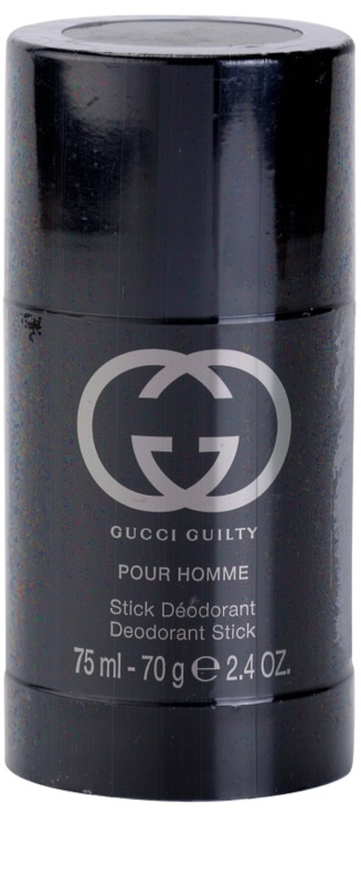 febb741aa4d Gucci Guilty Pour Homme, Deodorant Stick for Men 75 ml (Unboxed ...