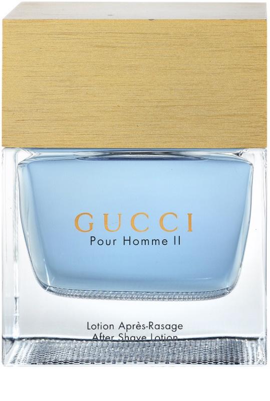 Gucci Pour Homme II loción after shave para hombre sin caja dfaf399d83d