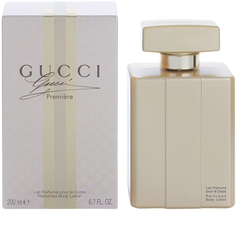 07db481c0db7b4 Gucci Première, lotion corps pour femme 200 ml   notino.fr