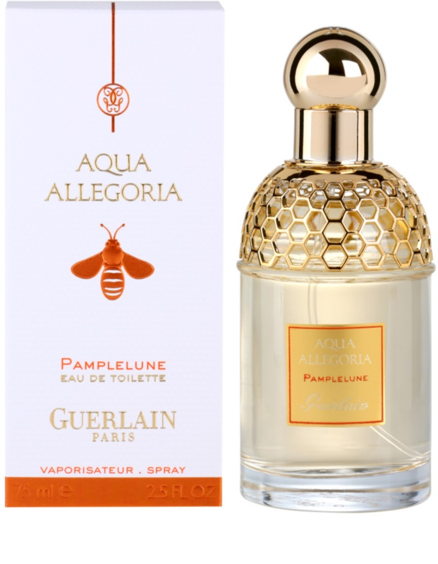 guerlain aqua allegoria pamplelune eau de toilette for women 75 ml. Black Bedroom Furniture Sets. Home Design Ideas
