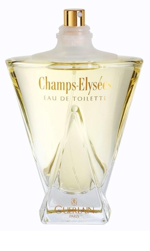 Guerlain Champs élysées Eau De Toilette Tester For Women 100 Ml