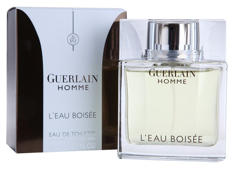 guerlain homme l 39 eau bois e eau de toilette for men 80 ml. Black Bedroom Furniture Sets. Home Design Ideas