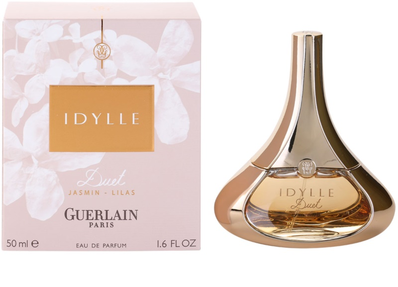 guerlain idylle duet jasmin lilas eau de parfum f r damen. Black Bedroom Furniture Sets. Home Design Ideas