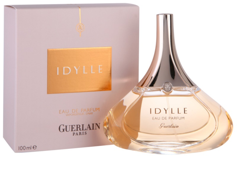 guerlain idylle eau de parfum f r damen 100 ml. Black Bedroom Furniture Sets. Home Design Ideas