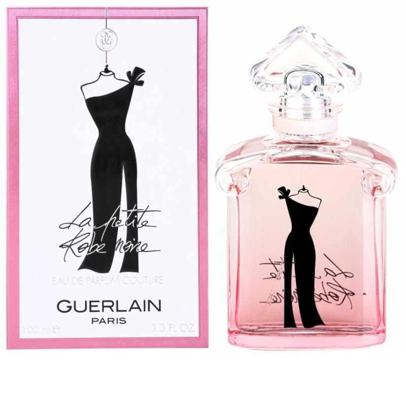 Parfum guerlain femme petite robe noire