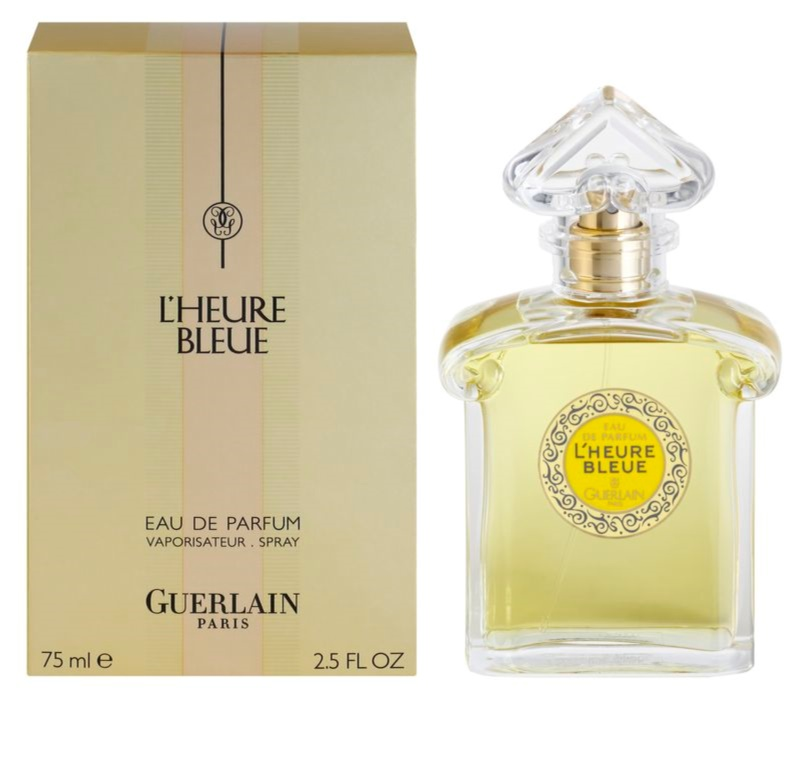 guerlain l 39 heure bleue eau de parfum f r damen 75 ml. Black Bedroom Furniture Sets. Home Design Ideas