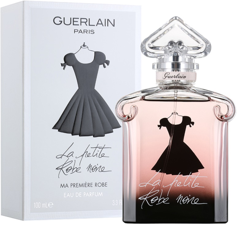 Guerlain la petite robe noire eau de parfum pour femme 100 ml - Petite robe noire guerlain ...