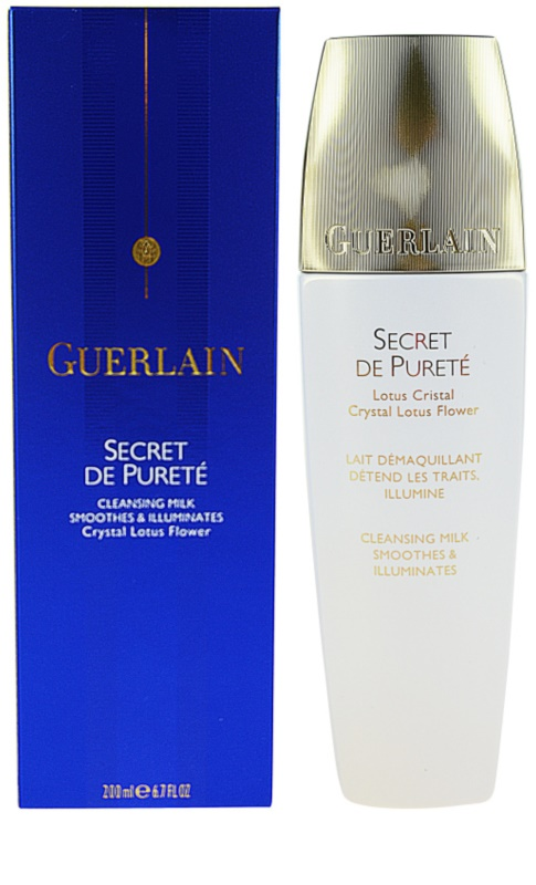 Guerlain Secret De Pureté Cleansing Milk Notinocouk