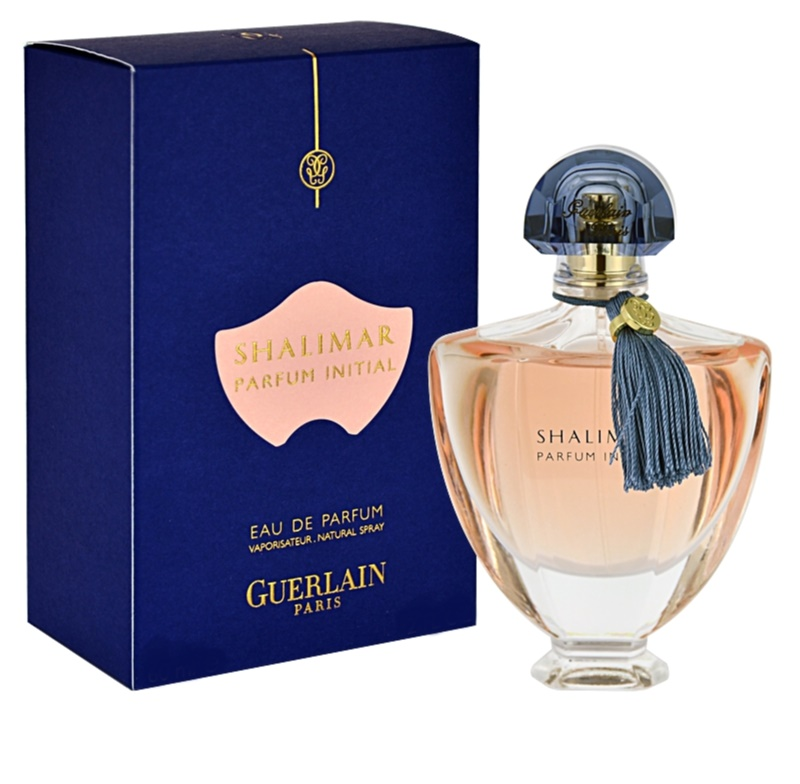 guerlain shalimar parfum initial eau de parfum f r damen. Black Bedroom Furniture Sets. Home Design Ideas