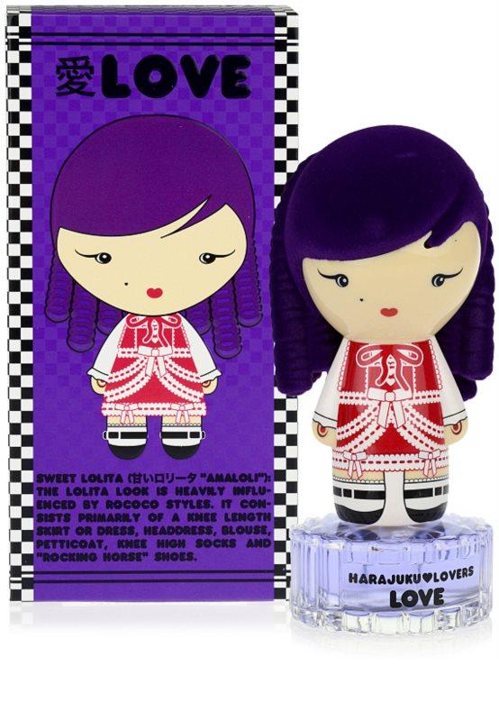 Gwen Stefani Harajuku Lovers Wicked Style Love, Eau de Toilette für ...