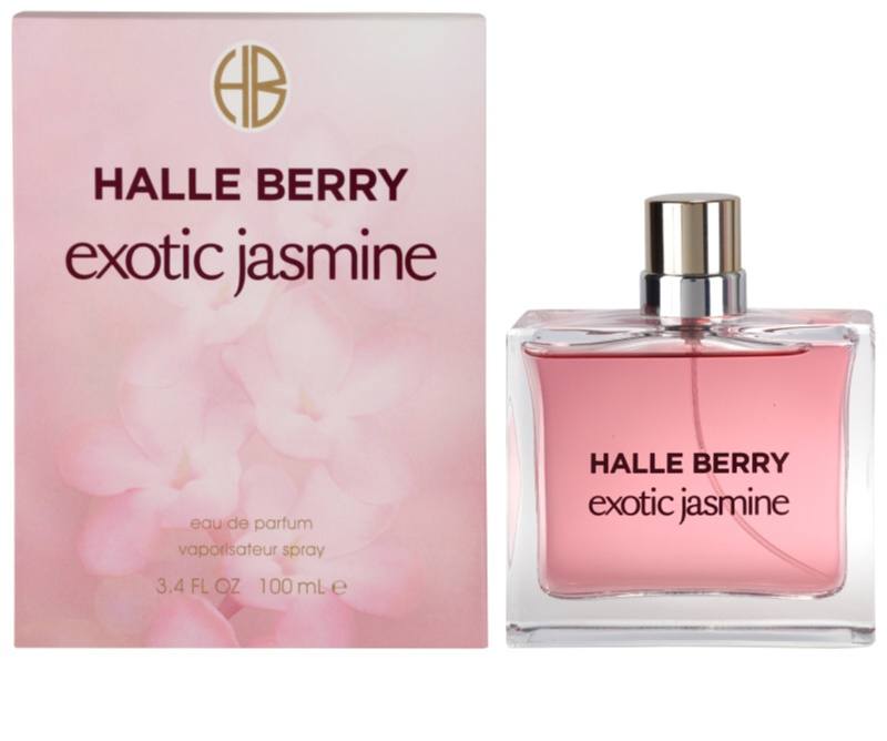 halle berry exotic jasmine eau de parfum f r damen 100 ml. Black Bedroom Furniture Sets. Home Design Ideas