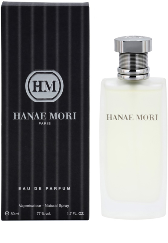 hanae mori hm eau de parfum f r herren 50 ml. Black Bedroom Furniture Sets. Home Design Ideas