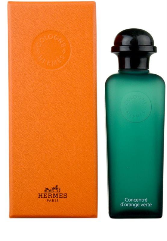 herm s concentr d 39 orange verte eau de toilette unisex 100 ml. Black Bedroom Furniture Sets. Home Design Ideas