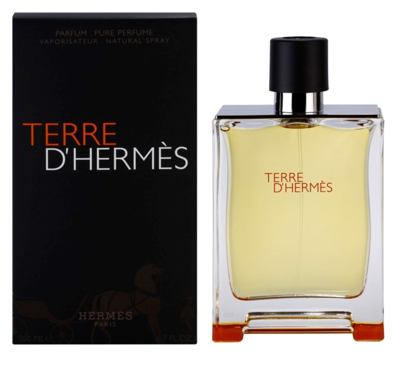 herm s terre d 39 herm s parf m f r herren 200 ml. Black Bedroom Furniture Sets. Home Design Ideas