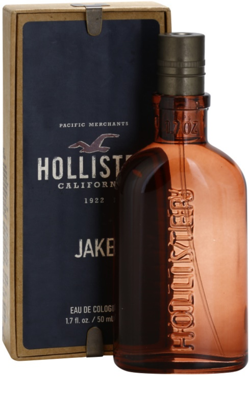 hollister jake eau de cologne f r herren 50 ml. Black Bedroom Furniture Sets. Home Design Ideas