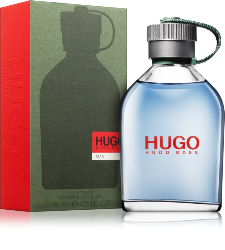 hugo boss hugo man eau de toilette f r herren 125 ml. Black Bedroom Furniture Sets. Home Design Ideas