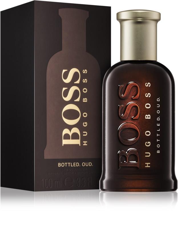 hugo boss boss bottled oud eau de parfum para hombre 100. Black Bedroom Furniture Sets. Home Design Ideas