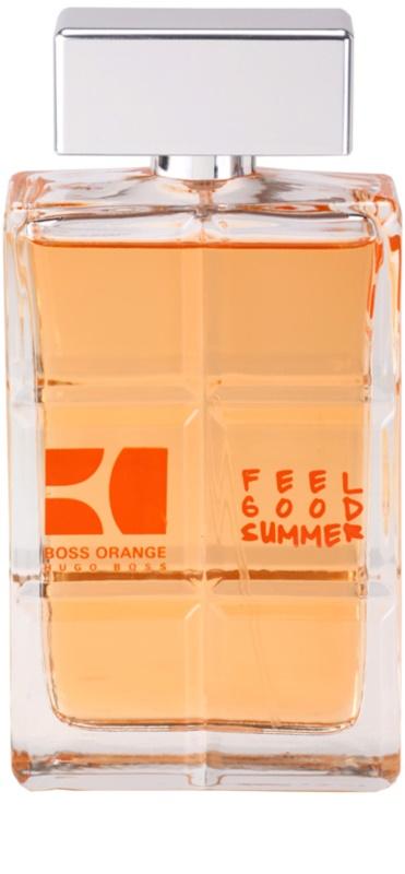 Hugo Boss Boss Orange Man Feel Good Summer Eau De Toilette Tester