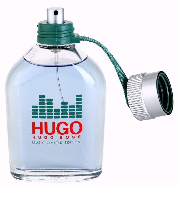 Hugo Boss Hugo Music Limited Edition Eau De Toilette For Men 125 Ml