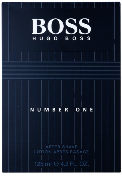86d5a5b0dcbcf Hugo Boss Boss Number One, woda po goleniu dla mężczyzn 125 ml ...