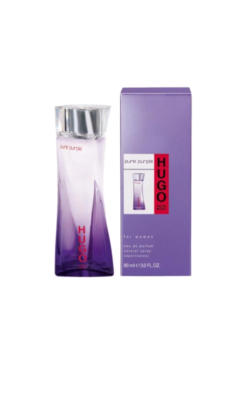 hugo boss pure purple eau de parfum f r damen 50 ml. Black Bedroom Furniture Sets. Home Design Ideas