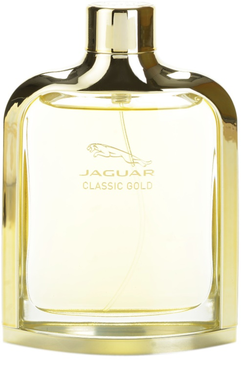 jaguar classic gold eau de toilette pour homme 100 ml. Black Bedroom Furniture Sets. Home Design Ideas