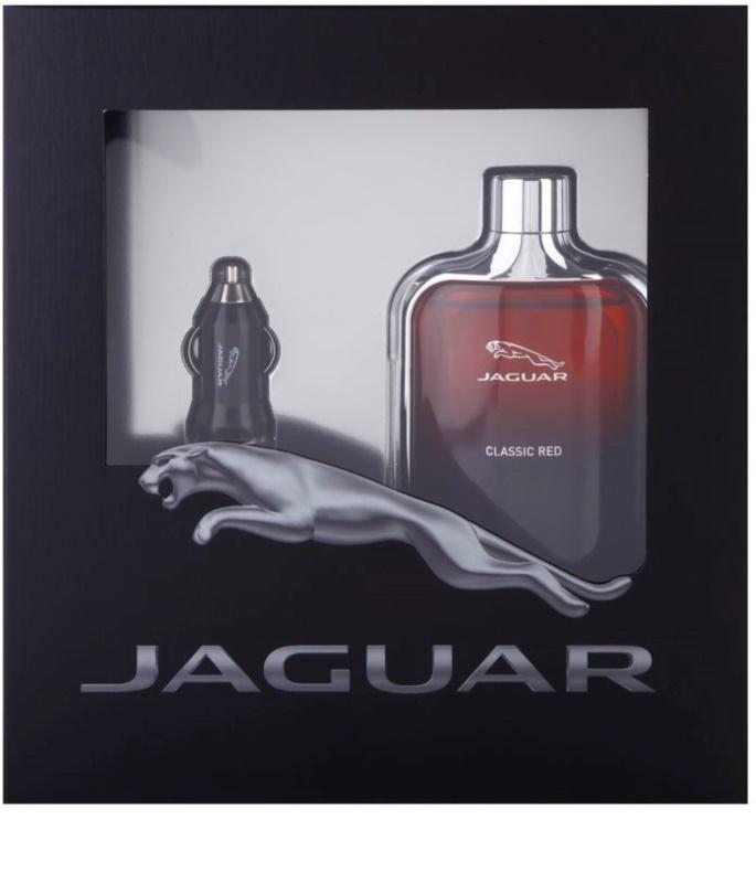 jaguar classic red geschenkset i. Black Bedroom Furniture Sets. Home Design Ideas