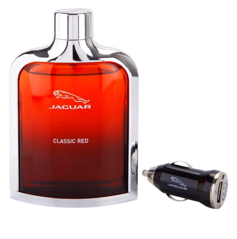 jaguar classic red zestaw upominkowy i. Black Bedroom Furniture Sets. Home Design Ideas