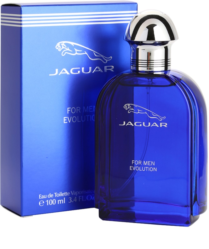 jaguar evolution eau de toilette pour homme 100 ml. Black Bedroom Furniture Sets. Home Design Ideas