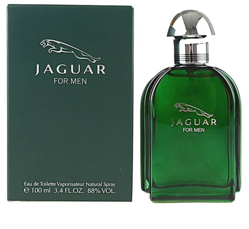 jaguar jaguar for men eau de toilette f r herren 100 ml. Black Bedroom Furniture Sets. Home Design Ideas