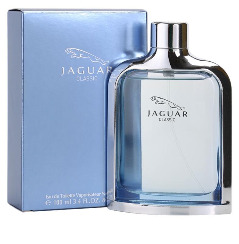 jaguar classic eau de toilette pour homme 100 ml. Black Bedroom Furniture Sets. Home Design Ideas