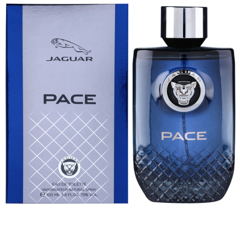 jaguar pace eau de toilette f r herren 100 ml. Black Bedroom Furniture Sets. Home Design Ideas