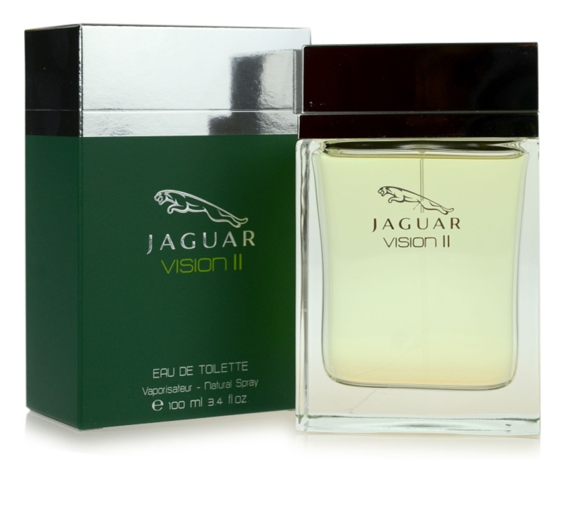 jaguar vision ii eau de toilette pour homme 100 ml. Black Bedroom Furniture Sets. Home Design Ideas