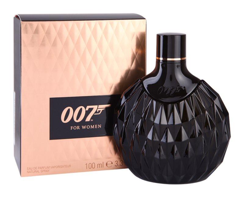 james bond 007 james bond 007 for women eau de parfum. Black Bedroom Furniture Sets. Home Design Ideas