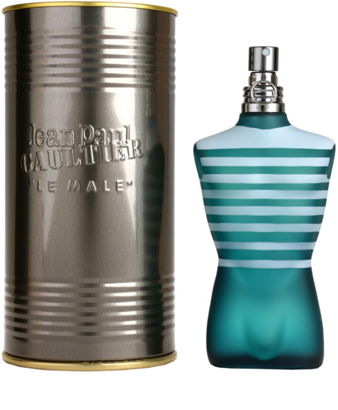 Jean paul gaultier le male eau de toilette for men 125 ml - Jean paul gaultier puissance 2 ...