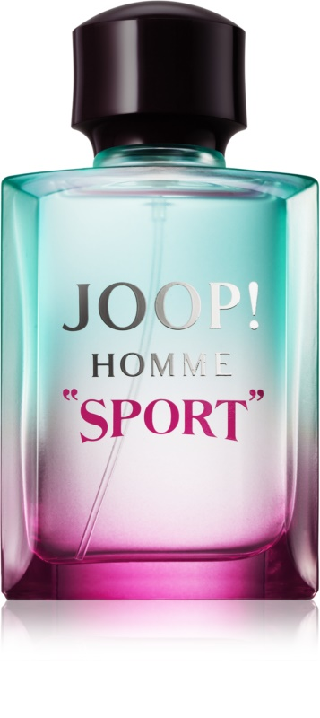 joop homme sport eau de toilette f r herren 125 ml. Black Bedroom Furniture Sets. Home Design Ideas