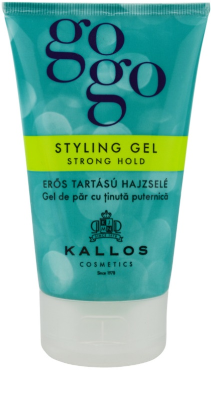 Hair Styling Gel Kallos Gogo Hair Styling Gel Strong Firming  Notino.co.uk