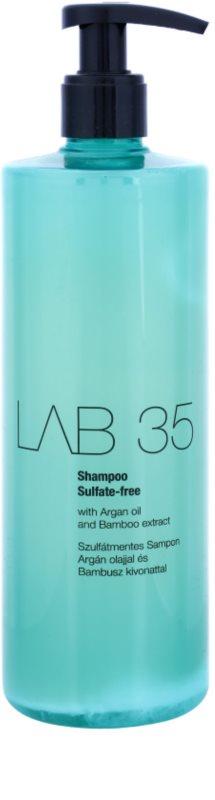 kallos lab 35 shampoo ohne sulfat und parabene. Black Bedroom Furniture Sets. Home Design Ideas