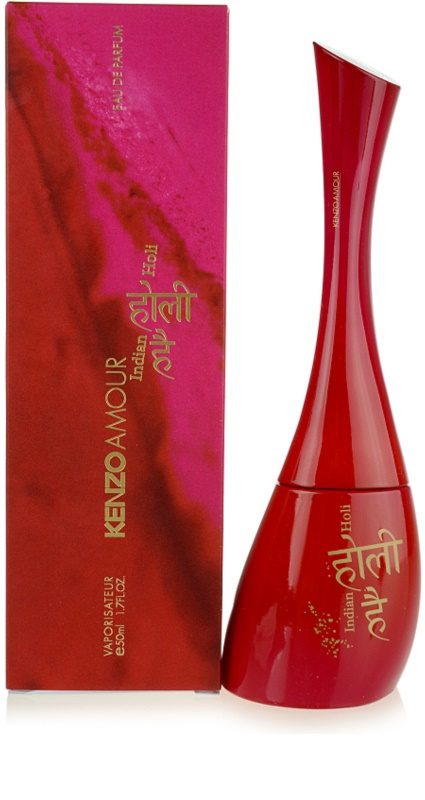 kenzo amour indian holi eau de parfum f r damen 50 ml. Black Bedroom Furniture Sets. Home Design Ideas