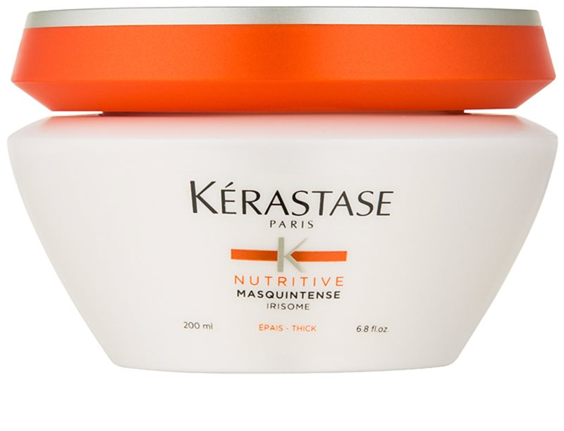 k rastase nutritive masquintense masque nourrissant pour cheveux secs et sensibilis s. Black Bedroom Furniture Sets. Home Design Ideas