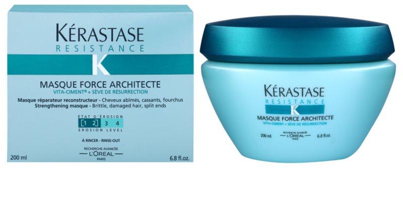 K rastase resistance force architecte masque fortifiant - Masque force architecte kerastase pas cher ...