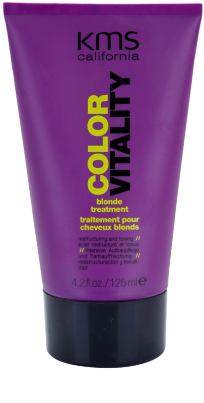 Kms California Color Vitality Regenerating Treatment For